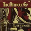 K-Def & DaCapo, The Article EP