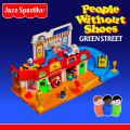 Jazz Spastiks & People Without Shoes, Green Street (Deluxe Colored Vinyl Edition)